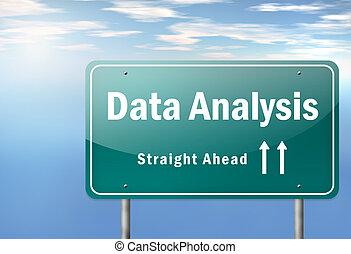 Highway Signpost Data Analysis