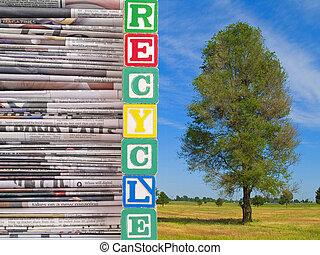 Recycle, Nature\'s, sake