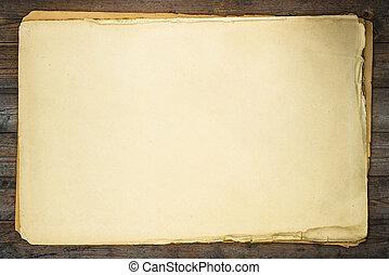 Grunge, vendimia, papel, viejo, Plano de fondo