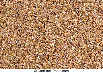 Rubbed Coriander Background - Rubbed Coriander detailed...