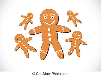 Christmas cookies Gingerbread cookie