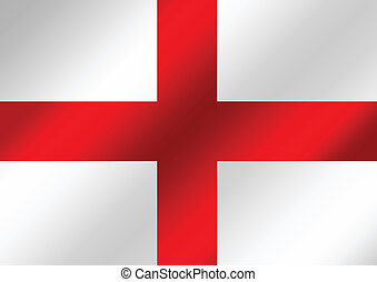 Republic of The England flag