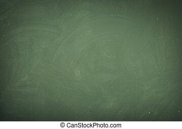 Blackboard ( chalkboard ) texture. Empty blank black...