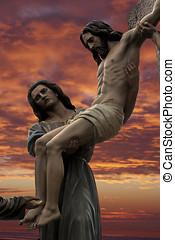 jaen, linares, Cristo, santo, bajada, andalucía,...