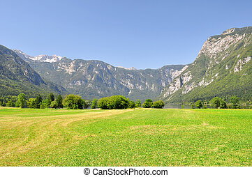 Julian Alps - Triglav National Park - Julian Alps, Slovenia