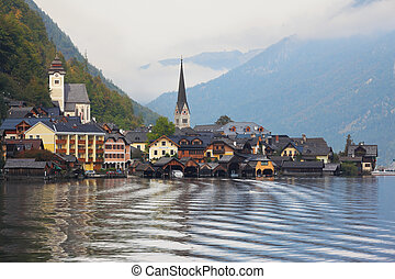 The most picturesque small town in Austria - Hallstatt