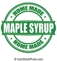 Home made - Stamp with text home made inside, vector...