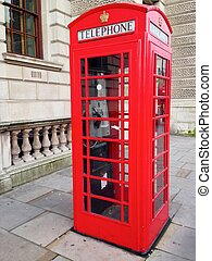 London Red Telephone Booth - Red Telephone Booth is one of...