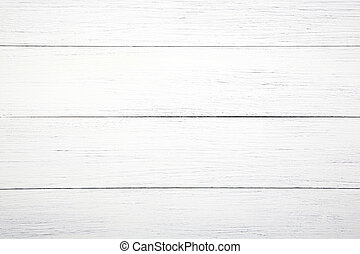 The white plank a wooden background - The white plank, a...
