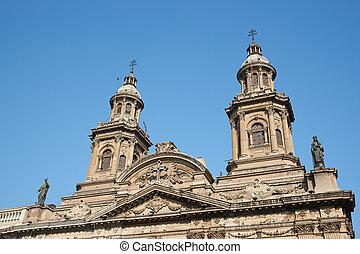Catedral Metropolitana - Historic Catedral Metropolitana in...
