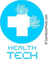 Health tech - Creative design of health tech