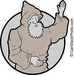 Hi monk - Creative design of hi monk