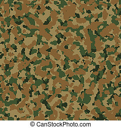 MARPAT digital seamless camo