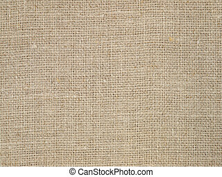 Natural linen texture pattern as background - The natural...