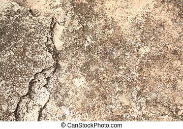 Cement Crack