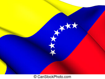 Civil Ensign of Venezuela
