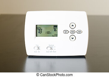 Digital Thermostat - Digital programmable theremostat...