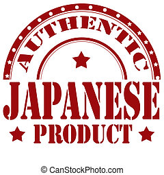 Japanese Product-stamp