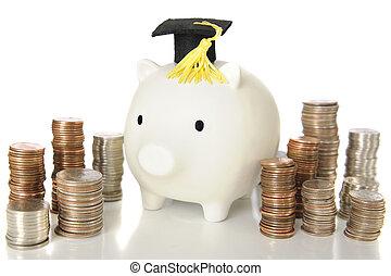Graduation Piggy Bank