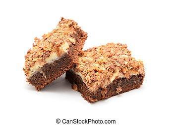 Torta,  brownies