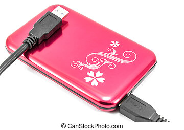 Portable external HDD hard disk drive - External hard disk...
