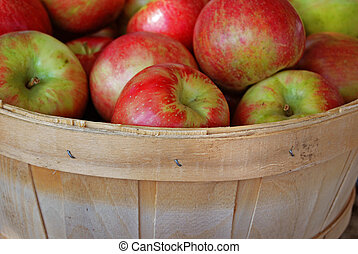manzanas, escogido