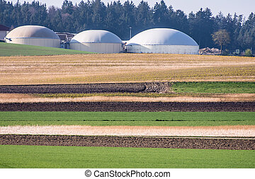 Green bio energy - Alternative energy production with a...