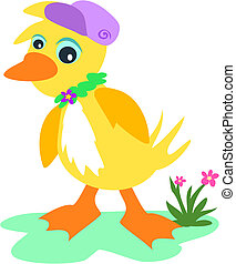 Hip Hop Duck - This Duck is hip and ready to perform