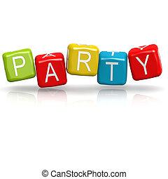 Party buzzword