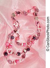 粉紅色, 小珠, 紫水晶