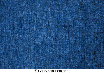 Blue fabric texture for background usage