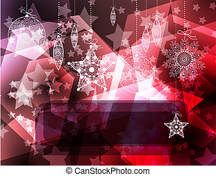 Abstract HOLIDAY background. Eps10