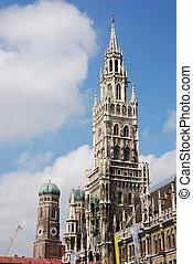 City house of Munich