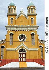 Cathedral, Willemstad, Curacao, ABC Islands - Cathedral of...
