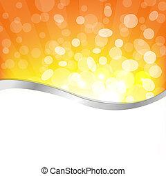 Sun Background, Summer Sun Light Burst, Vector Illustration...