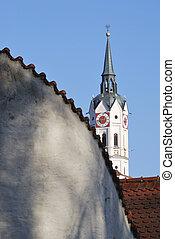 Church in Bavaria