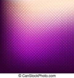 Abstract Purple Background, With Gradient Mesh, Vector...