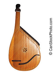 musical instrument bandura - Ancient Ukrainian folk stringed...
