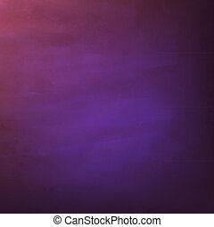 Purple Retro Background With Gradient Mesh, Vector...