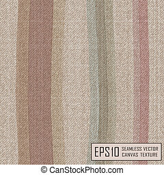 texture of burlap, - Realistic striped texture of burlap,...