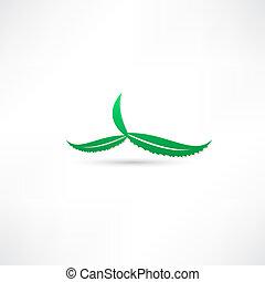 aloe green icon