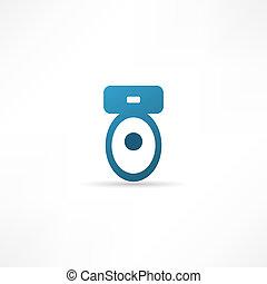 Toilet icon