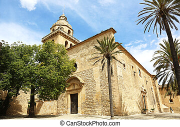 Iglesia Parroquial Porreres Majorca - the Parish Church,...