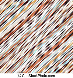 Tan-toned Vertical Striped Pattern Background - Brown, Tan...