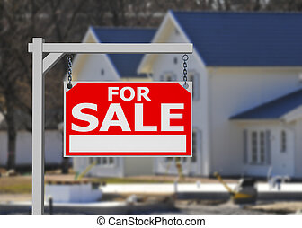 For sale - Houses under construction for sale
