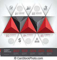 Modern 3d, infographics business. - Modern 3d, infographics...