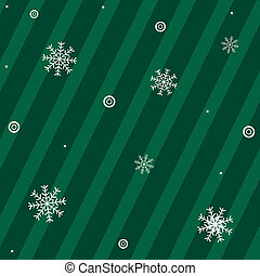 Christmas Background With Snowflakes2