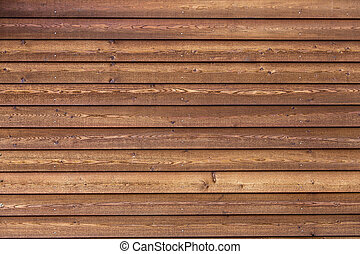 Wooden planks - Brown wooden planks background texture