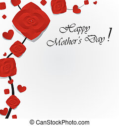 Happy Mother's Day - Creative Happy Mother's Day Greeting...