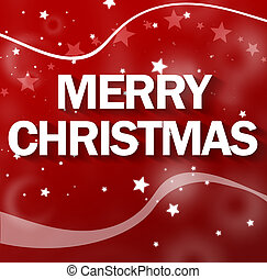 merry christmas winter design